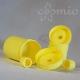 Tubustégely, sárga