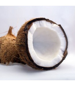 Kókuszolaj, bio, barna üvegtégelyben