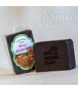 Hévízi termálvizes és gyógyiszapos, gyógynövényes, kézműves szappan