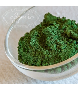 Kozmetikai pigment  - Zöld