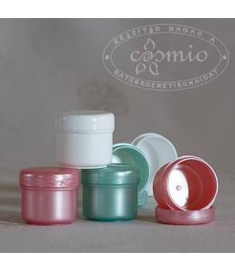 Mini színes tégelyek