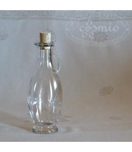 Üveg kancsó parafa dugóval
