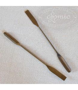 Kétvégű spatula