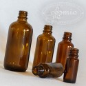 Barna, gyógyszertári üveg