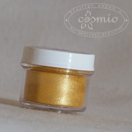 Aranyszínű csillámpigment